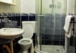 Hotel Evropa - 포드고리차 - 욕실