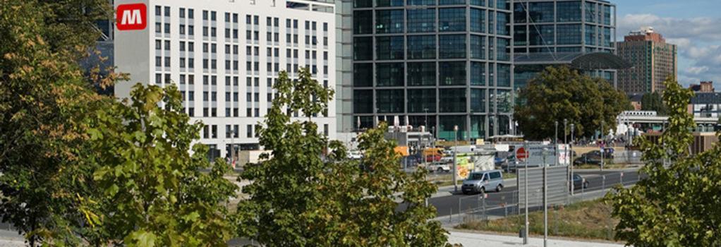 마이닝거 호텔 베를린 하우프트반호프 - 베를린 - 건물