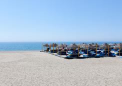 Playacapricho Hotel - Roquetas de Mar - 해변