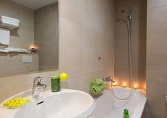 호텔 오르나토- 그루포 미니 호텔 - 밀라노 - 욕실