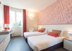 Hotel Tiziano Park & Vita Parcour - Gruppo Minihotel - 밀라노 - 침실