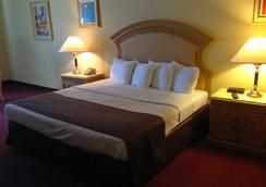 Railroad Pass Hotel & Casino - 핸더슨 - 침실
