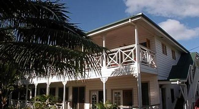 Waterfront Lodge - Nuku'alofa - 건물