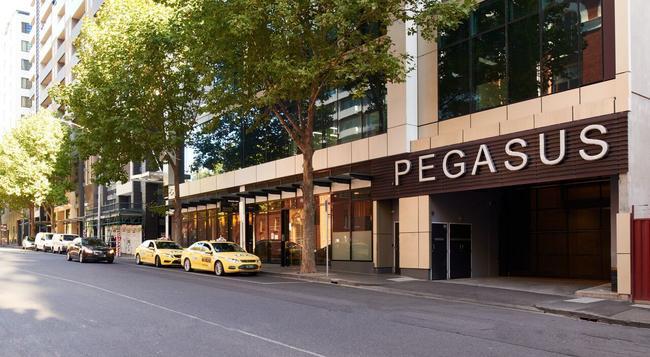 페가수스 아파트먼트 호텔 - 멜버른 - 건물
