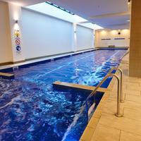 페가수스 아파트먼트 호텔 Indoor Pool