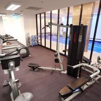 페가수스 아파트먼트 호텔 Fitness Facility