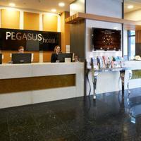 페가수스 아파트먼트 호텔 Lobby
