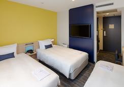 호텔 선루트 오사카 남바 - 오사카 - 침실