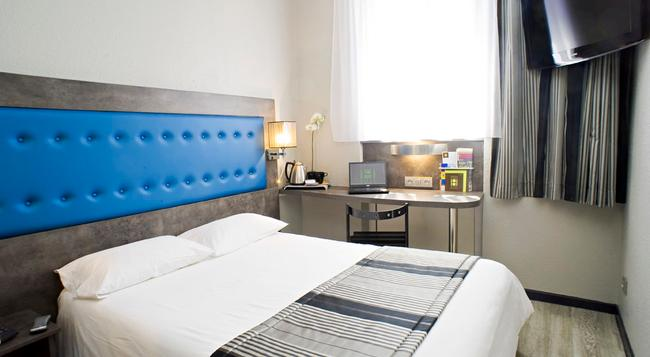 호텔 카레 뷰 뽀르 마르세유 - 마르세유 - 침실