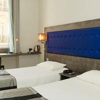 호텔 카레 뷰 뽀르 마르세유 Chambre 2 lits douche