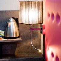 호텔 카레 뷰 뽀르 마르세유 Plateau Thé et Café dans les chambres