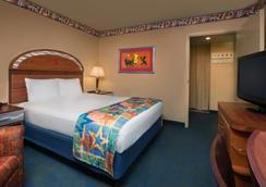 Disney's All-Star Music Resort - 레이크부에나비스타 - 침실