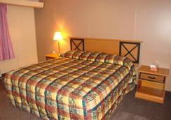 Economy Inn - 그린베이 - 침실