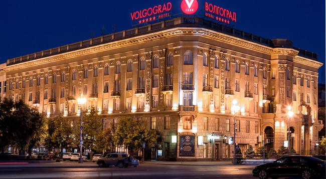 Hotel Volgograd - 볼고그라트 - 건물