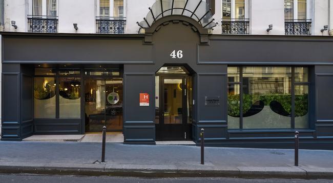 호텔 조지 - 아스토텔 - 파리 - 건물