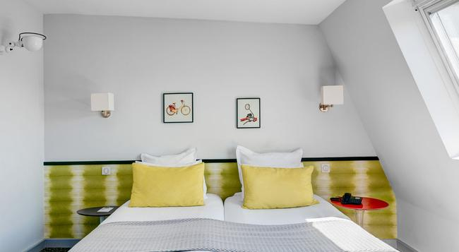 호텔 아카디아 - 아스토텔 - 파리 - 침실