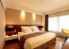 베스트 웨스턴 프리미어 호텔 국도 - 서울 - 침실
