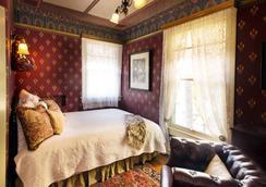 Simpson House Inn - 샌타바버라 - 침실