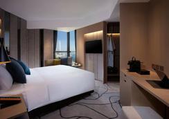더 하버뷰 호텔 - 홍콩 - 침실