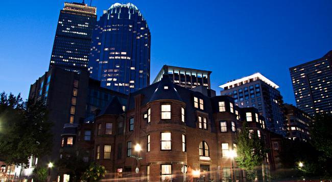 인 앳 세인트. 보톨프 - 보스턴 - 건물
