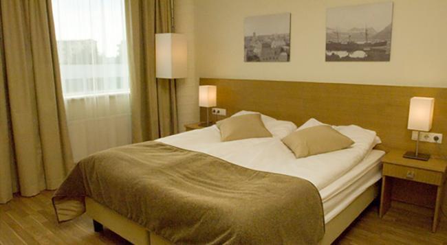 아크틱 컴포트 호텔 - 레이캬비크 - 침실