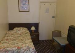 더 컨티넨탈 호텔 - 런던 - 침실