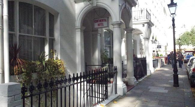 더 컨티넨탈 호텔 - 런던 - 건물