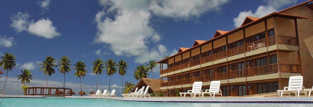Salinas de Maceió Beach Resort - 마세이오 - 수영장