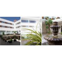 호텔 라스 보베다스 Detalles patio Hotel Las Bovedas