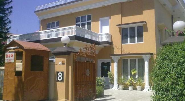 New Cape Grace Guest House - 이슬라마바드 - 건물
