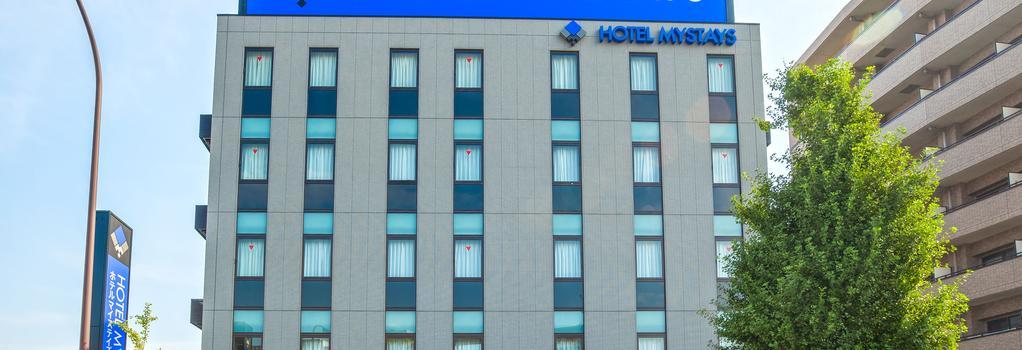 호텔 마이스테이 하네다 - 도쿄 - 건물