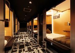 마이큐브 바이 마이스테이 아사쿠사 쿠라마에 - 도쿄 - 침실