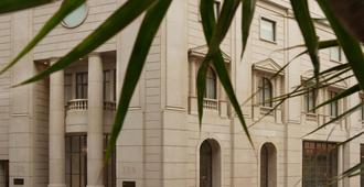 랜슨 플레이스 호텔 - 홍콩 - 건물