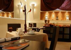 호텔 라티눔 - 로마 - 레스토랑