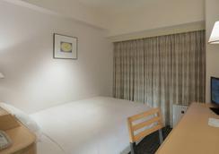 커낼 시티 후쿠오카 워싱턴 호텔 - 후쿠오카 - 침실