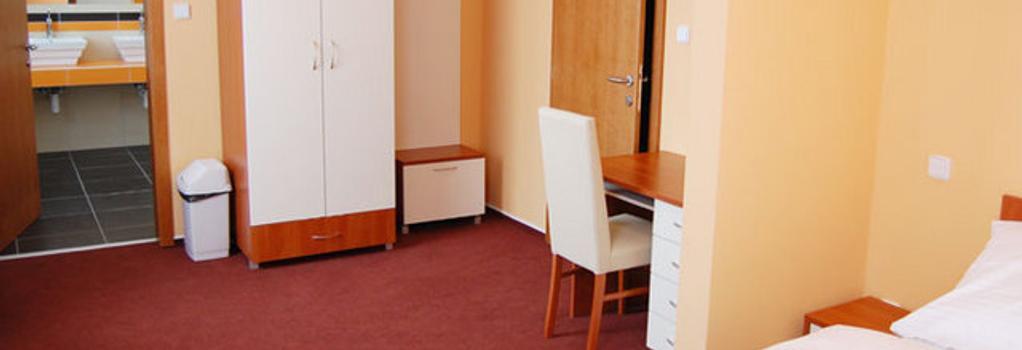 Hotel 21 - 브라티슬라바 - 침실