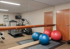 더 메디테레니안 인 - 시애틀 - 체육관