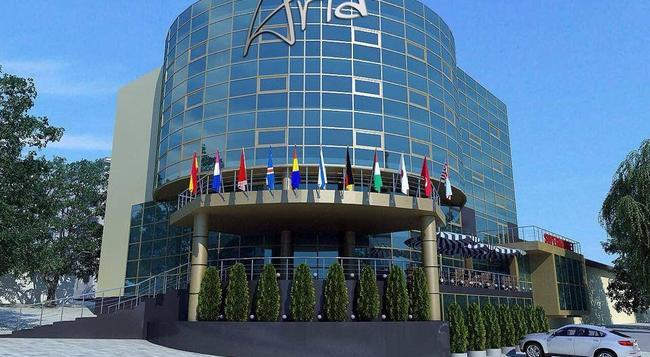아리아 호텔 치시나우 - Chisinau - 건물