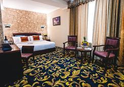 아리아 호텔 치시나우 - Chisinau - 침실