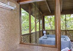 라스 라구나스 부티크 호텔 - Flores - 욕실