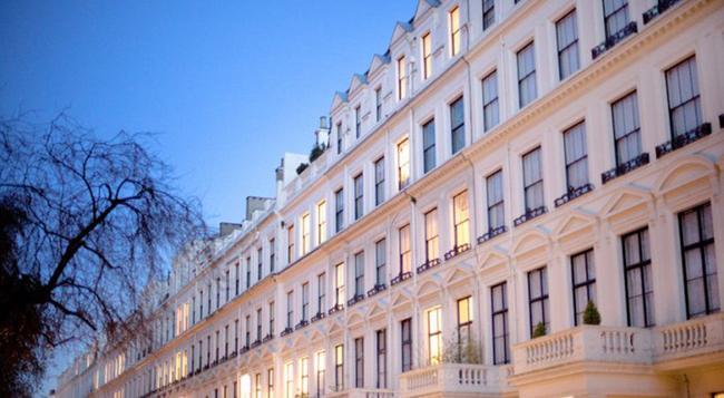 더 클레베랜드 호텔 - 런던 - 건물
