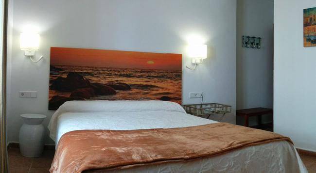 Hostal Enriqueta - 마르베야 - 침실
