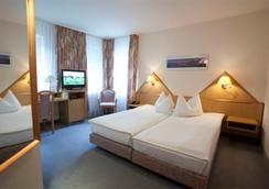 솔리테어-호텔 - 베를린 - 침실
