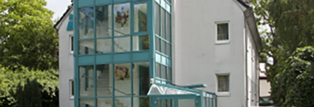 솔리테어-호텔 - 베를린 - 건물