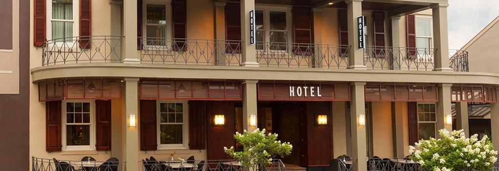 Chestnut Hill Hotel - 필라델피아 - 건물