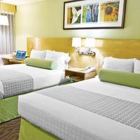 호텔 넥서스 시애틀 Apartment Style Suite - private double queen bedroom
