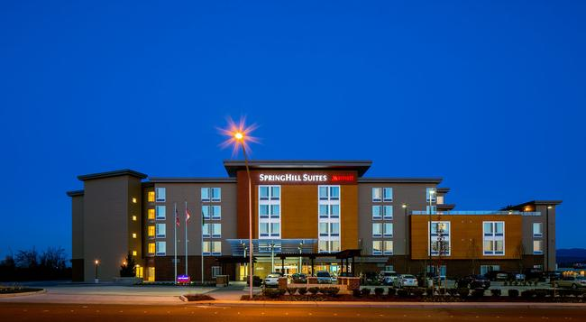 SpringHill Suites by Marriott Bellingham - 벨링햄 - 건물