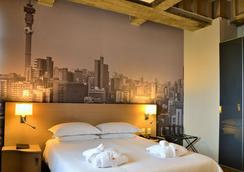 더 리프 호텔 요하네스버그 - 요하네스버그 - 침실