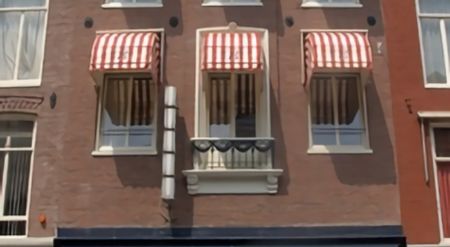 호텔 벨링턴 - 암스테르담 - 건물