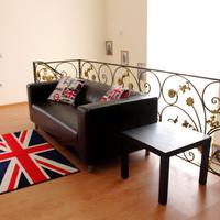 Art-khostel Sherlock homes Lobby Sitting Area